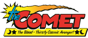 O' COMETA – Brazilian Reprint of the Comet from Pep #1