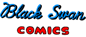 Black Swan Comics (1945) – Canadian White