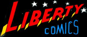 Liberty Comics #14 – Canadian White