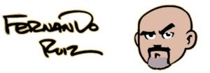 THE FERNANDO RUIZ GALLERY