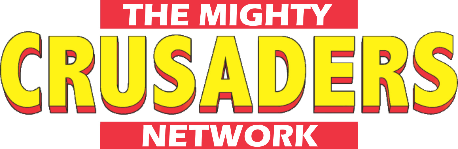 THE MIGHTY CRUSADERS NETWORK