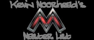 Kevin Moorhead's Master List