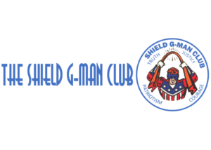 THE SHIELD G-MAN CLUB