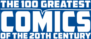 THE100 GREATESTCOMICSOFTHE20TH CENTURY#9