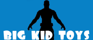 BIG KID TOYS CUSTOM ACTION FIGURES