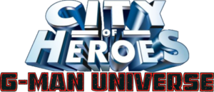 CITY OF HEROES, G-MAN UNIVERSE by Mike Spagnola