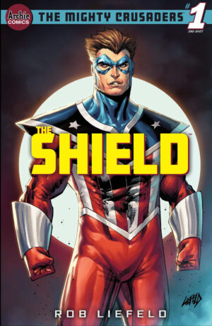 REVIEW: THE MIGHTY CRUSADERS: THE SHIELD #1 ONE-SHOT